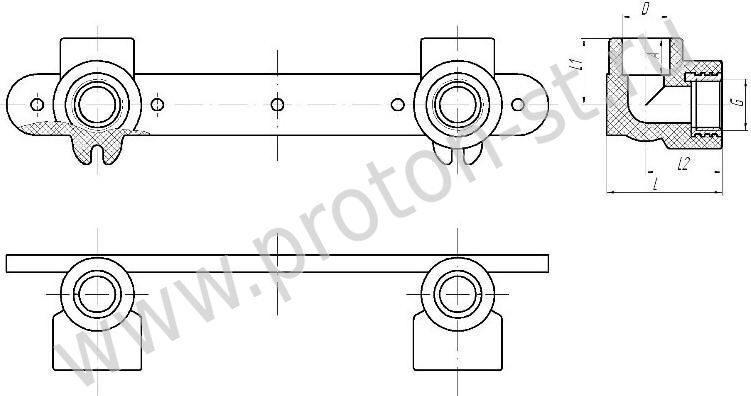 Планка для смесителя полипропиленовая фото плитки в ванной комнате